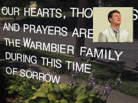 US student Otto Warmbier's hometown prepares for funeral