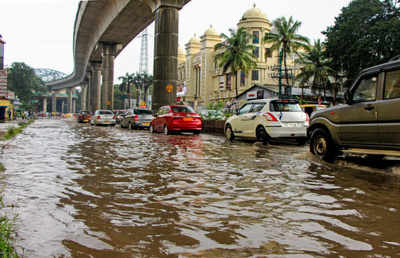 Heavy rain predicted in Kerala, Karnataka today