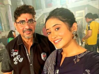 Yeh Rishta Kya Kehlata Hai actor Shivangi Joshi, producer Rajan Shahi in a tiff over Naira's death