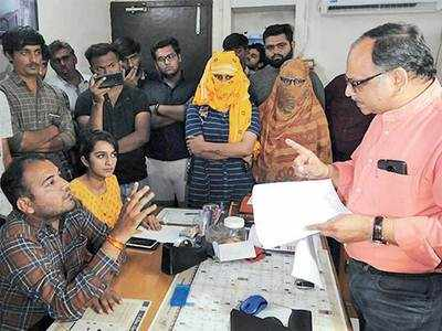 Accused of sexually harassing doctoral student, suspended professor Vashishth Bhatt served notice by Gujarat University