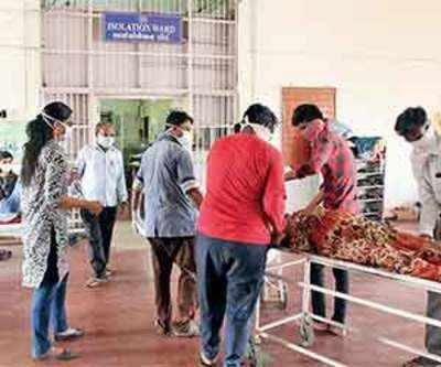 AMC slacking in early detection of swine flu