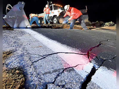 S California hit by 7.1-magnitude quake, strongest in two decades