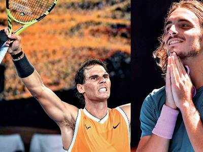 Rafael Nadal beats Frances Tiafoe, sets semi-final clash with Stefanos Tsitsipas