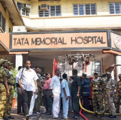 Stretched Tata Memorial gets 250-bed boost from Cama and GT hospitals