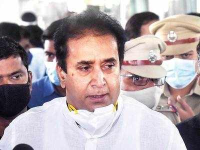 Anil Deshmukh's plea in SC questions legality of CBI interim Director