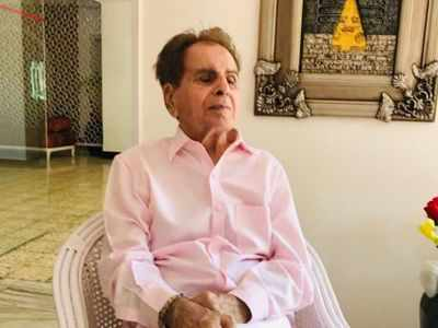 Veteran actor Dilip Kumar hospitalised after complaining of breathlessness