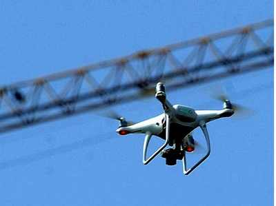 Mumbai police ban flying of drones, remote-controlled or 'micro-light aircraft'