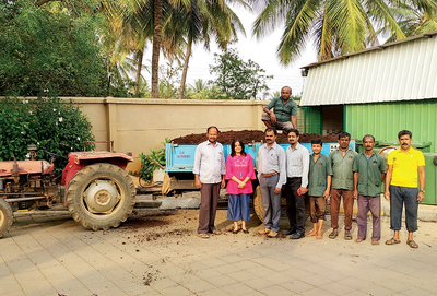 Bengalureans get a trash course in garbage management: Farmers get new besties