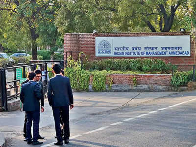 Denied seat, youth drags IIMA to HC