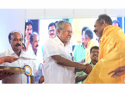 Kerala Floods: Chief Minister Pinarayi Vijayan gives state's 'Big Salute' to fishermen