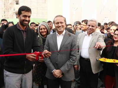 P Gopichand inaugurates Bennett University sports complex