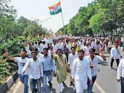 Cong to go hyperlocal, hold jan-sampark rallies