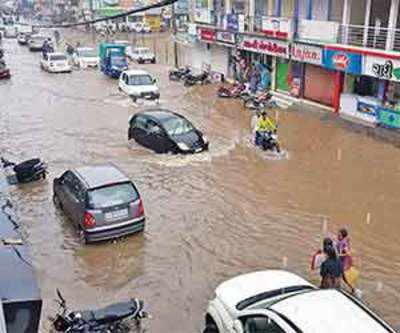Nine dead, 400 rescued as rain fury lashes State