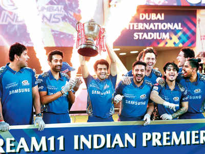 Was IPL Rs 100 cr bonanza for UAE?