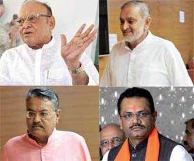 The high-decibel Rajya Sabha polls