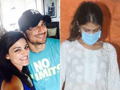 Sushant Singh Rajput's sister tweets, 'I wish my brother would have never met Rhea Chakraborty'