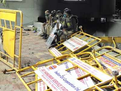 Karnataka Congress summons legislators meet over Bengaluru violence