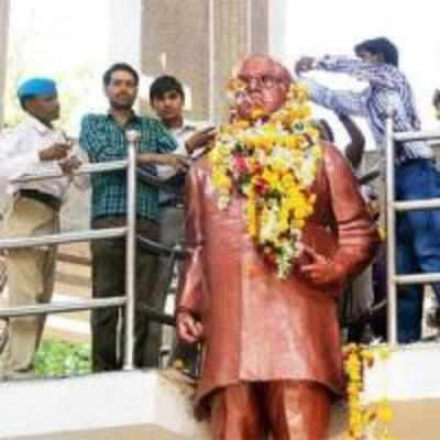 Celebrating Ambedkar Jayanti