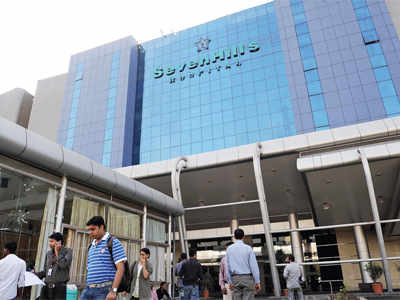 Cash-strapped SevenHills Hospital shuts down OPD
