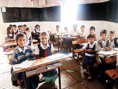 It's mid-term, but students of BMC schools still haven't got notebooks; civic body claims helplessness