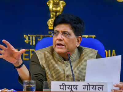 Goyal gets temporary charge of finance ministry