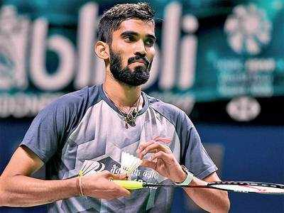 Srikanth leads India's rout of Kazakhstan