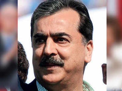 Gilani stopped from leaving Pak
