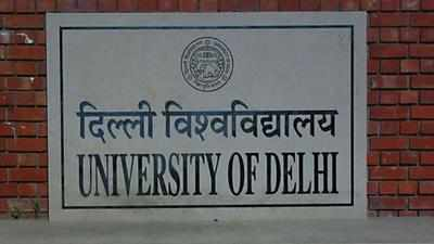 Delhi-NCR news: DU first cut-off list on Oct 1, second on Oct 9
