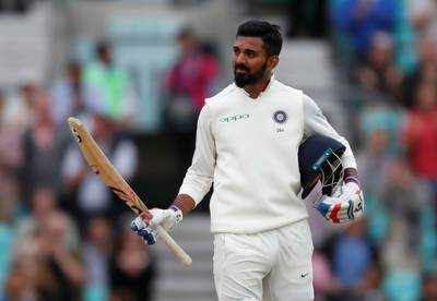 India vs England Test series: KL Rahul scores ton as India reach 167/5 at tea on final day
