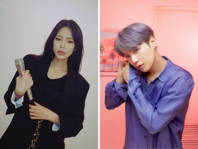 Heize collaborates with BTS' Suga for upcoming single 'We Don't Talk Together'