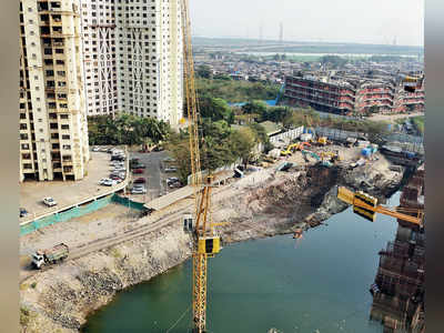 BMC go-ahead to work at Wadala cave-in site