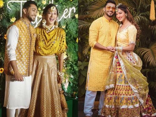 Decoding New Bride Gauahar Khan's Wedding Style, See Pics