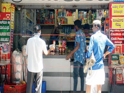 Grocers complain of police harassment