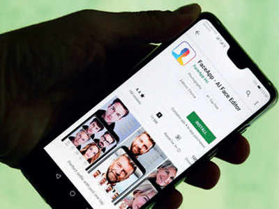 Chart-topping FaceApp raises privacy concerns
