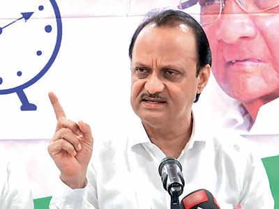 Ajit Pawar's regret and NCP's politics