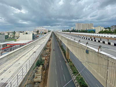 Electronic City Metro work finally resumes after three years