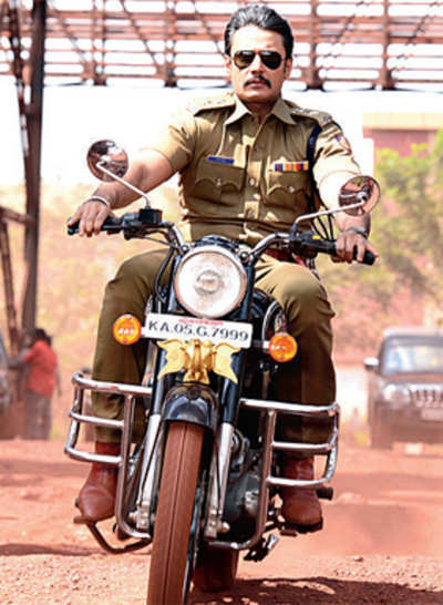 Movie Review: Mr Airavatha