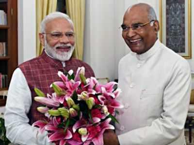 PM Narendra Modi, President Ram Nath Kovind  greet nation on Diwali