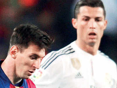 Messi tops Ronaldo to remain world's richest football player