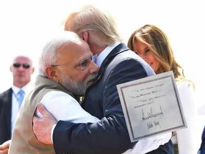 Twitterati has fun with memes and jokes as US President Donald Trump visits India, meets PM Narendra Modi