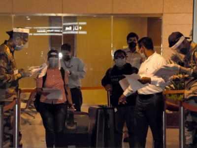 Mumbai: 225 passengers arrive at Chhatrapati Shivaji International Airport from Malaysia
