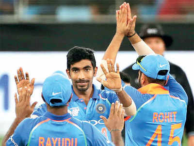 Pakistan's fast bowlers look to learn the art of yorkers from Jasprit Bumrah & Co
