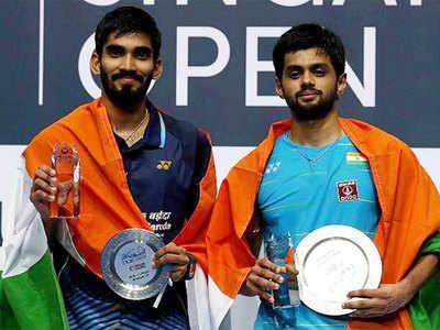 B Sai Praneeth and Kidambi Srikanth, forever a part of Indian badminton history