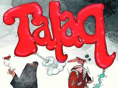 Kharghar man booked for uttering triple talaq