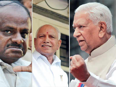 Karnataka Assembly Elections 2018 Results: Loyalist Governor Vajubhai Vala to take a call on who forms govt
