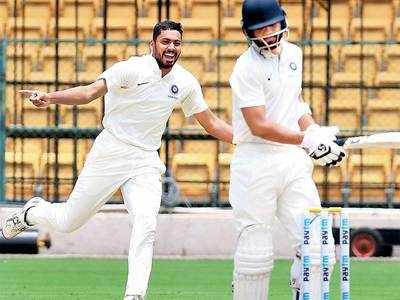 India Red lifts the Duleep trophy as India Green fails to perform