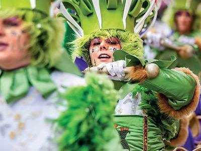 Belgian carnival removed from UNESCO's list