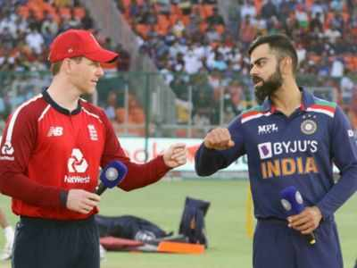 India Vs England: Remaining T20Is in Ahmedabad minus fans due to spike in COVID cases