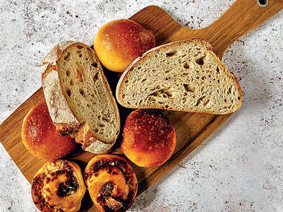 PLAN AHEAD: Baking bread