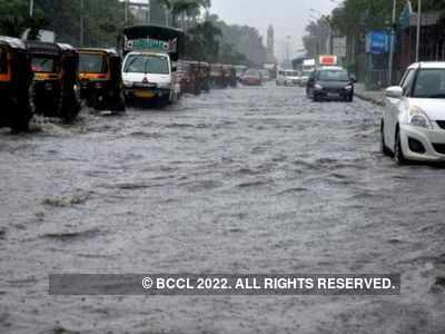 IMD predicts heavy rainfall in Mumbai, Thane and Palghar for next 5 days